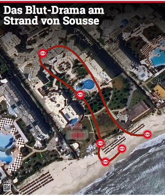 attack sousse minute-by-minute picture - Google zoeken