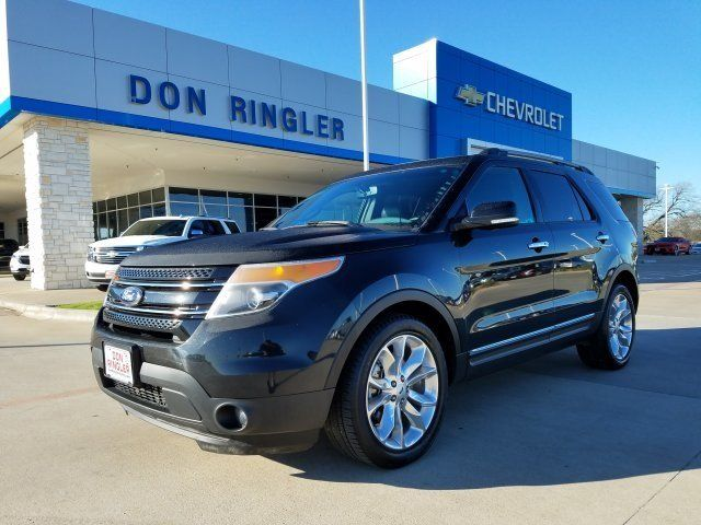 Used 2014 Ford Explorer FWD Limited Sport Utility for sale near you in Temple, TX. Get more information and car pricing for this vehicle on Autotrader.