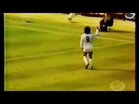 El Señor Gol - Hugo Sanchez  - Madrid, 10 de abril de 1988.
