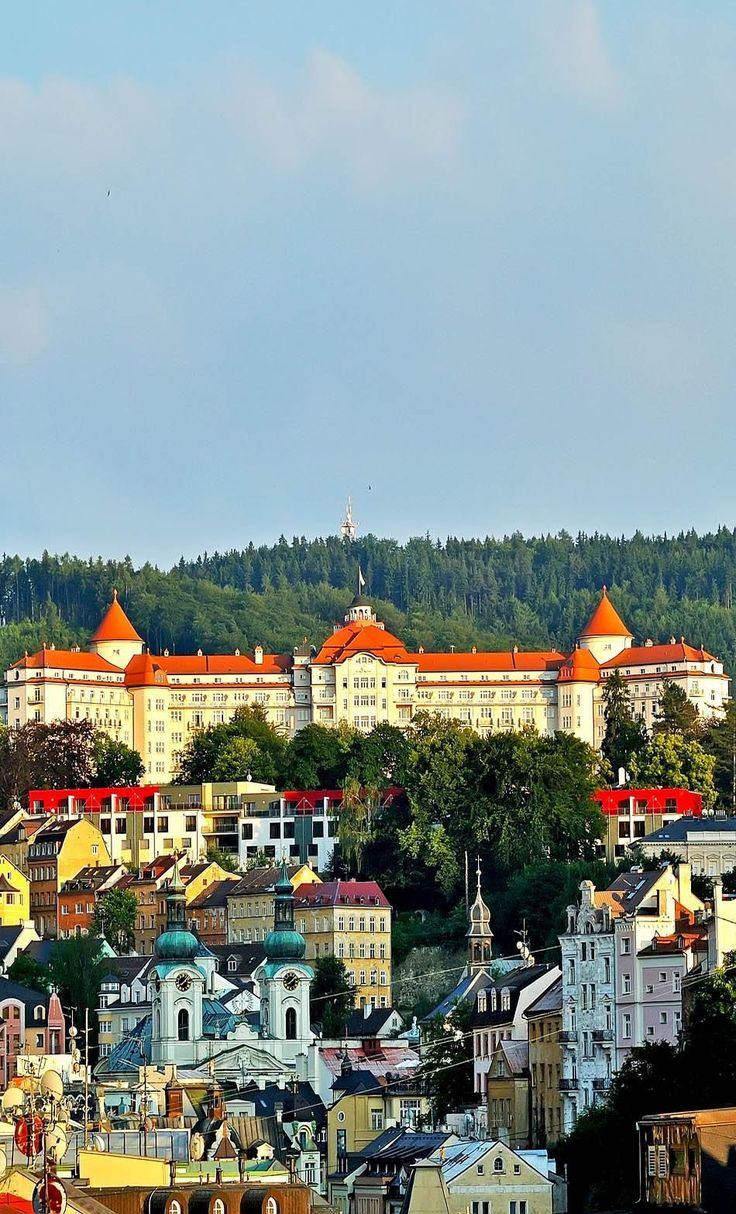 Karlovy Vary – The Most Famous and largest Spa Resort in the Czech Republic. | 22 Reasons why Czech Republic must be in the Top of your Bucket List