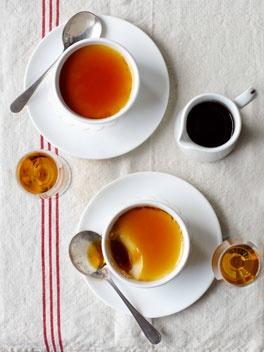 whisky caramel crèmes.