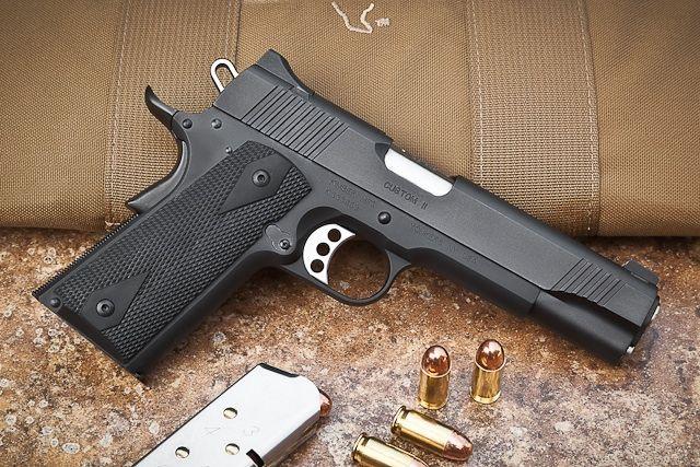 Gun Review: Kimber Custom II vs. Smith & Wesson M&P Pro 9 - The ...
