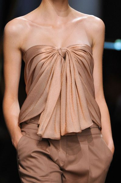 Jason Wu Spring 2014 Details and then of coarse there's mr. wu