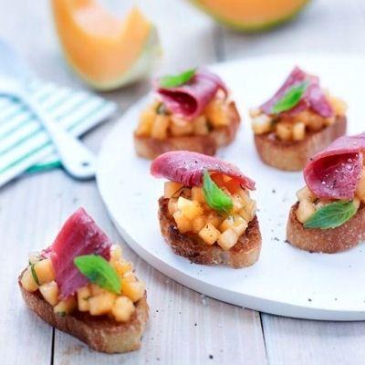 N°2 : Melon : Top 5 apéritif à grignoter - Journal des Femmes
