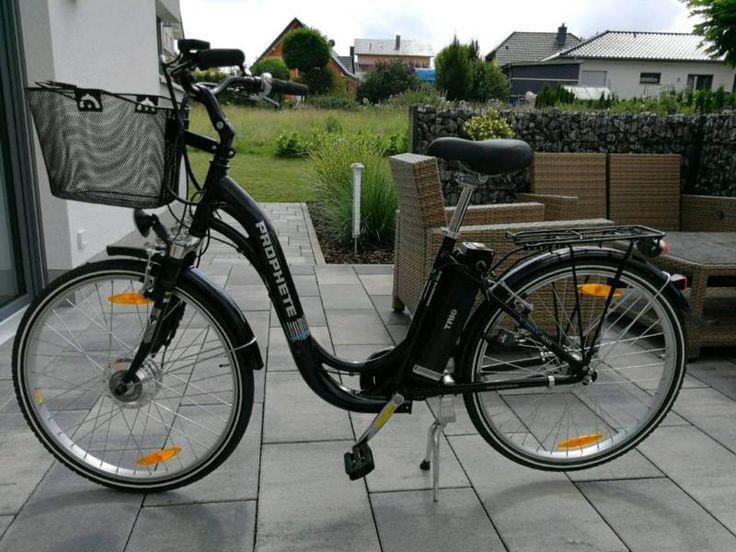 """Hallo verkaufen ein Prophete Damen E-Bike kaum genutzt. Man könnte sagen unbenutzt. Nur wenige KM...,Prophete E-BIKE 26"""" RH 48cm wie *** NEU *** in Nordrhein-Westfalen - Nieheim"""