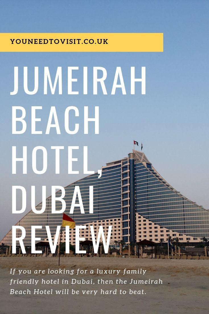 Jumeirah Beach Hotel Review Beach Hotels