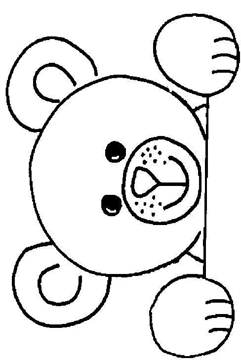 Afbeeldingsresultaat voor beer tekening