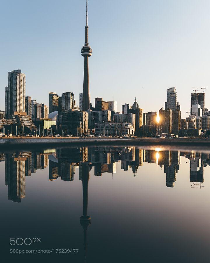 Toronto by mitsuru_wakabayashi