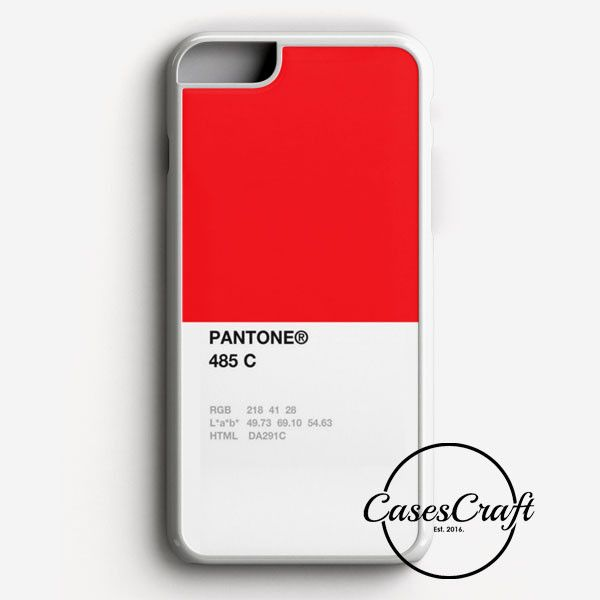 Pantone 485 C iPhone 7 Plus Case | casescraft
