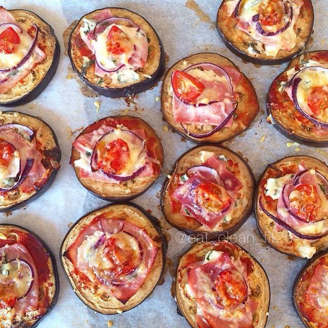 mini pizza d 39 aubergine passez un peu les rondelles seule au four une dizaine de minute 180. Black Bedroom Furniture Sets. Home Design Ideas