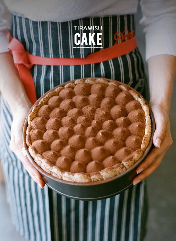 Tiramisu Cake #recipe