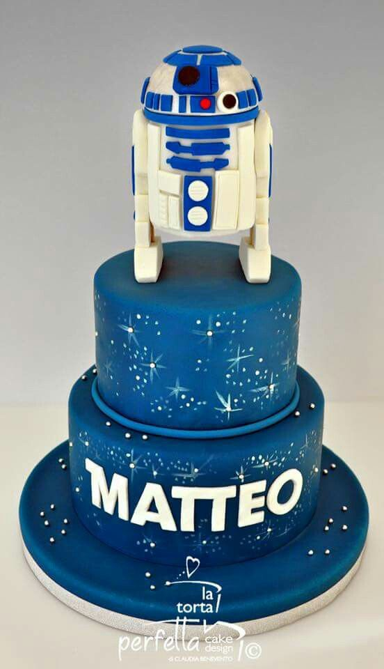 Cake Decorating Ideas Stars : Best 25+ R2d2 cake ideas on Pinterest Star wars cake ...