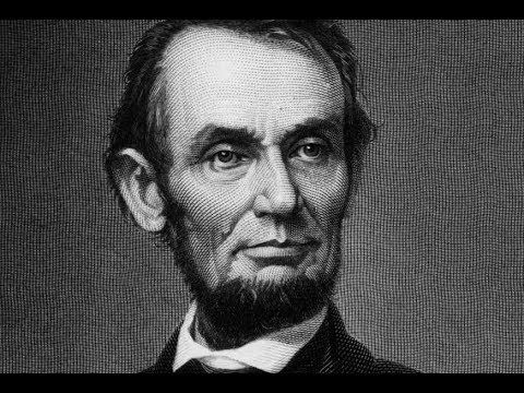 The Truth About Abraham Lincoln... learn details of Crony Capitalism of our past... which we are doomed to repeat! This is how it works...