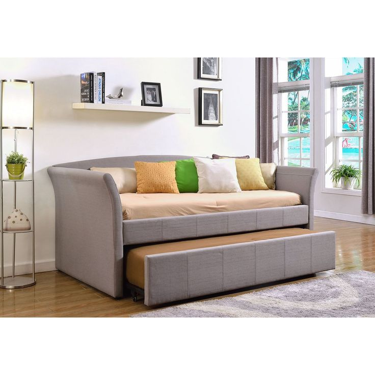 Tiffany Daybed With Trundle Bed Sam S Club Mattresses Not Included