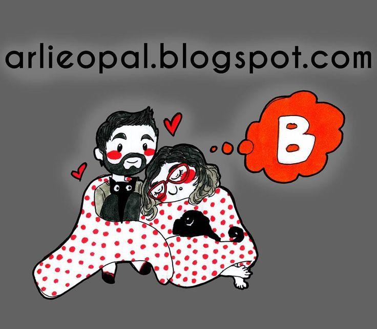 New blog post up on arlieopal.blogspot.com this time I talk about my love life #art #artwork #artsy #artist #artnfly #markers #love #couple #cute #cutestagram #marriage #married #adventure #wanderlust #wanderer #pug #puglife #life #story #blog #blogger #blogspot #artistblog