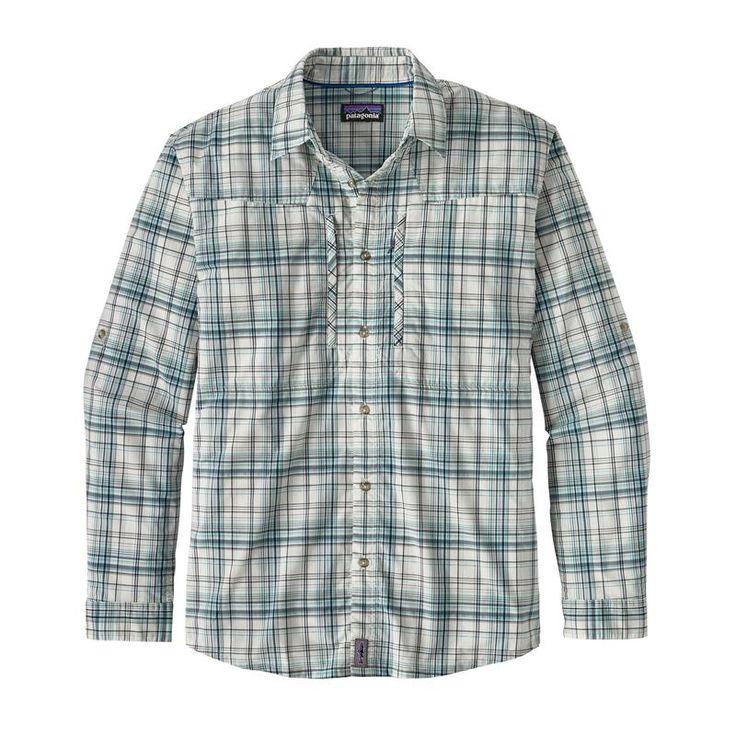 Patagonia Men's Long-Sleeved Sun Stretch Shirt - PATAGONIA