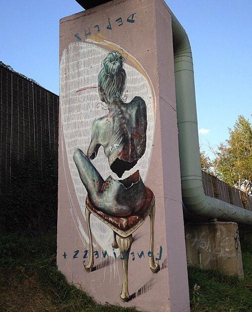 """Depths of Loneliness"" by Sokar uno in Chemnitz, Germany - 10/14 (LP)"