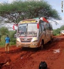 When Al-Shabaab militants ambushed a bus in Kenya and ordered the Muslims to separate themselves from Christians, the passengers refused.