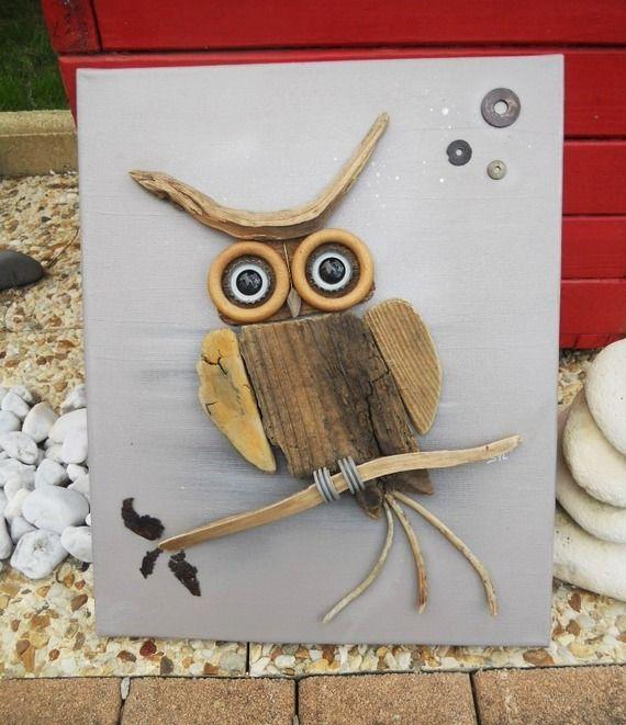 17 meilleures id es propos de toile d 39 oiseaux sur - Bastin de bois ...