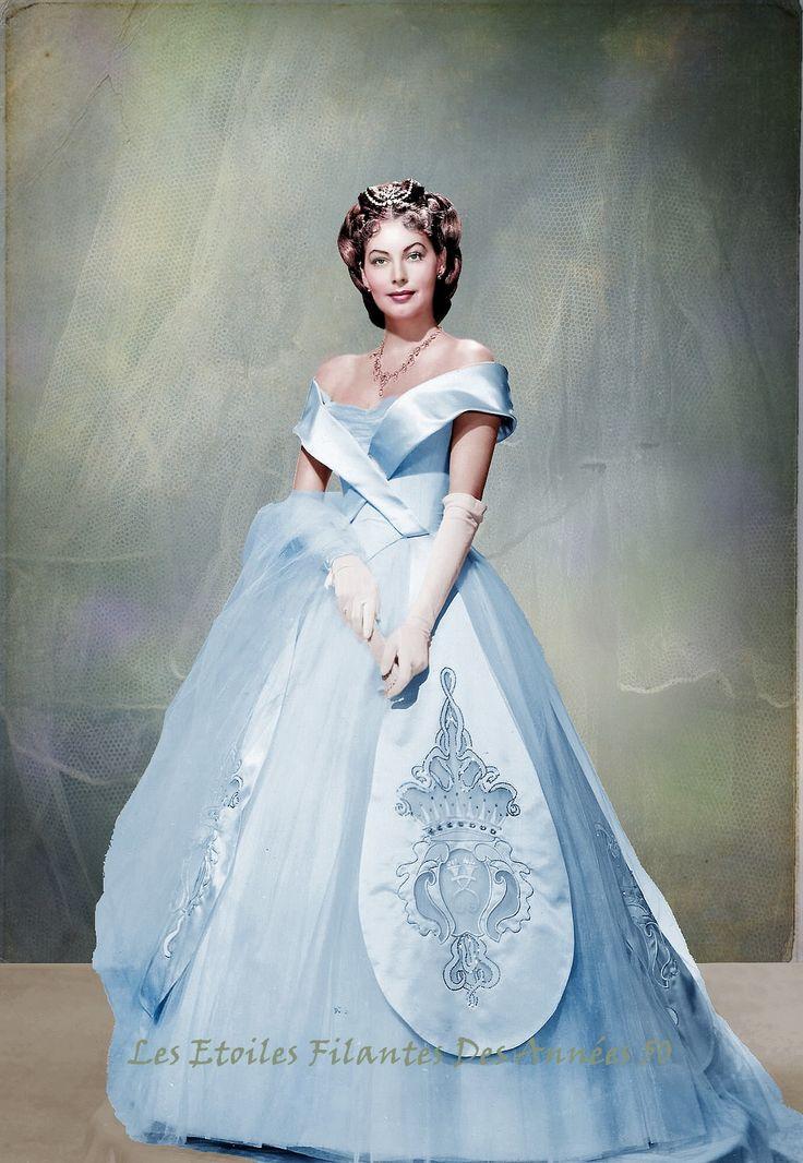 Colorisation - Ava Gardner .                   Colorisation - Lucille Ball.                   Colorisation - Mamie Van Doren.         ...
