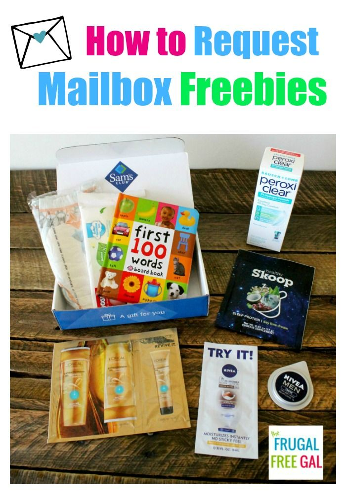 Free Stuff by Mail | Request Free Samples Freebies and Free Stuff