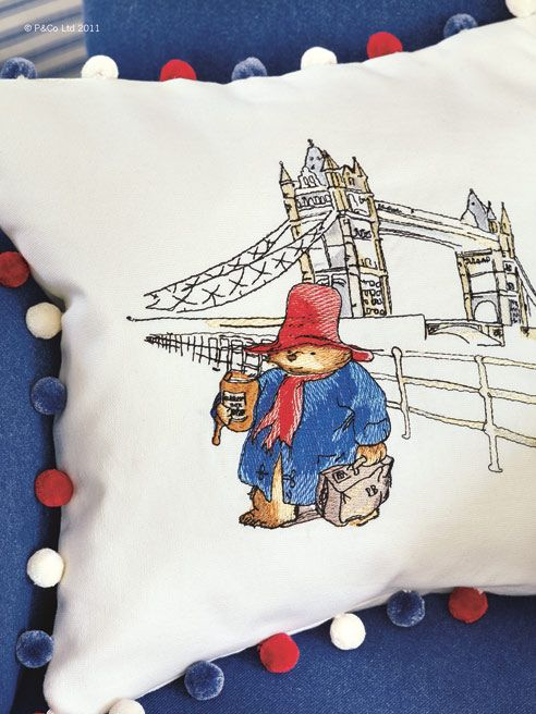 Paddington Bear™ - Nursery Tales Collection - Jane Churchill Fabrics & Wallpapers
