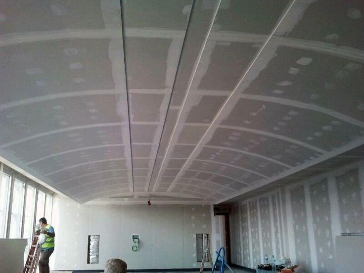 M s de 25 ideas incre bles sobre falso techo en pinterest for Falso techo rustico