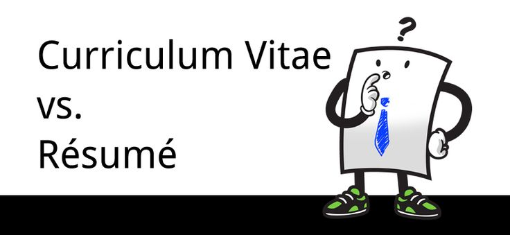 """CV is the customary abbreviation of curriculum vitae, which is Latin for """"course of life."""" It's similar to a resume, and in many parts of the world it is the standard document that you submit when ..."""