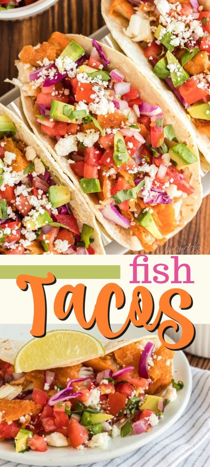 These Easy Fish Tacos Are Tender And Delicious And The Best Part Is That You Don T Have To Go To A Restaurant Best Fish Taco Recipe Fish Tacos Recipe Recipes
