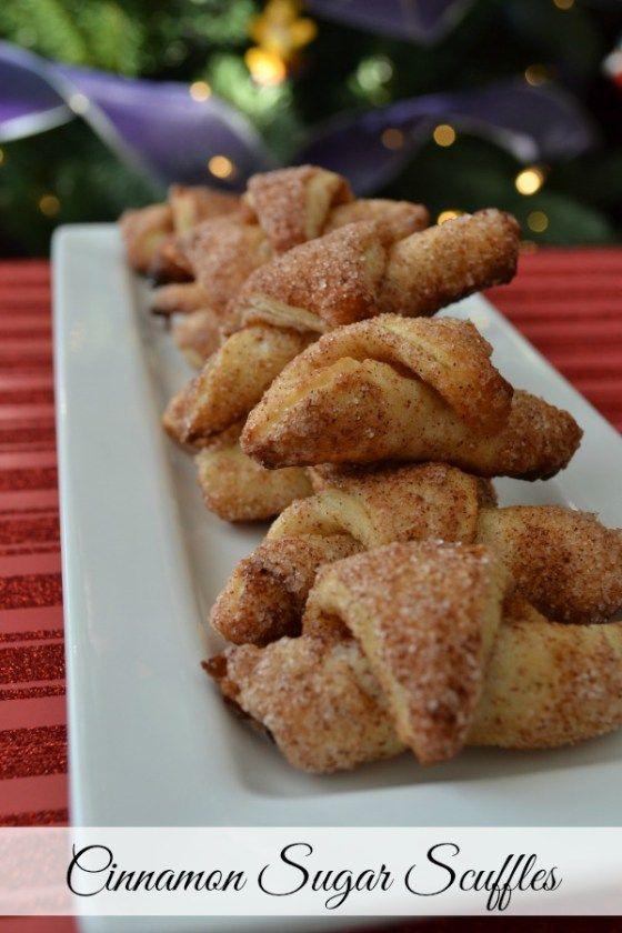 Cinnamon Sugar Scuffles (Ukrainian Scuffles)