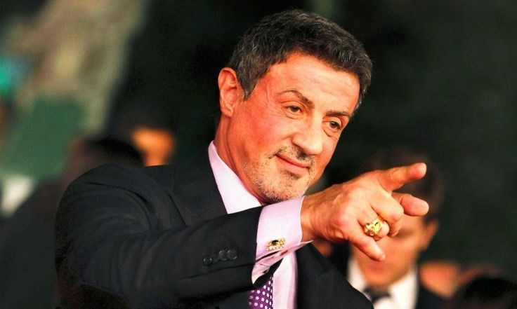 Discover the top 25 famous, rare and inspirational Sylvester Stallone quotes. Here are the 25 greatest Sylvester Stallone quotations on acting, struggles and success.