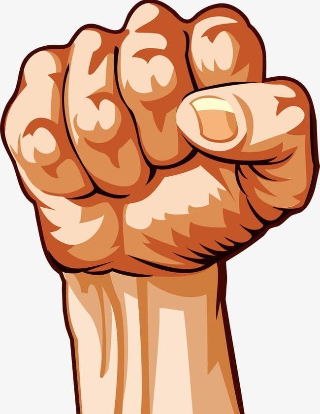 Fist Png Cartoon Cartoon Fist Fist Fist Clipart Gesture Cartoon Fist Png Fist