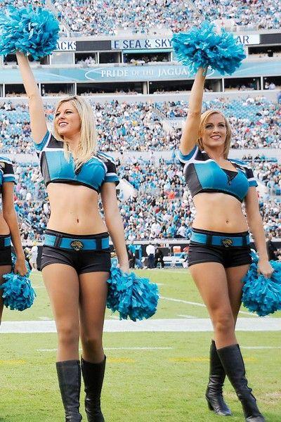 Jacksonville Jaguars Cheerleaders | AthlonSports.com