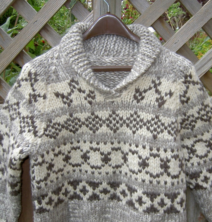 Vintage Cowichan sweater xx cowichan salish sweater knitting colourwork history