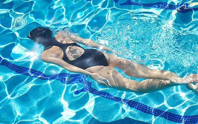 Kom i god form, fåsmidige muskler og enslank krop