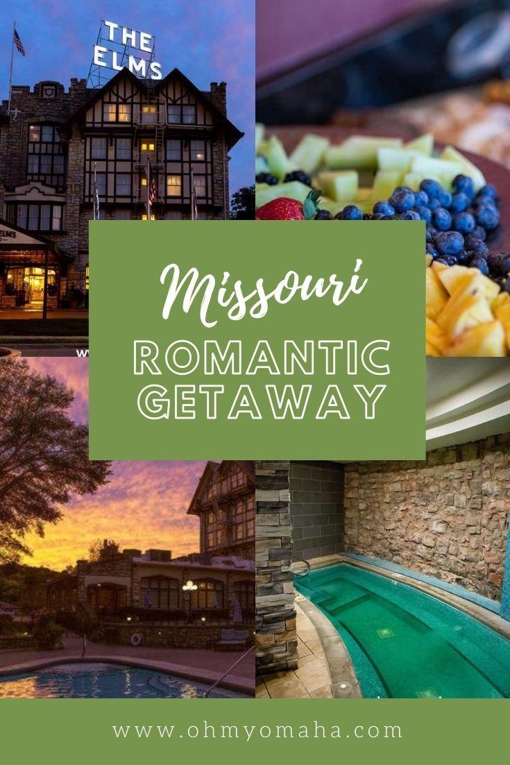 The Elms Perfect Couples Getaway Near Kansas City Midwest Weekend Getaways Midwest Getaways Weekend Getaways For Couples