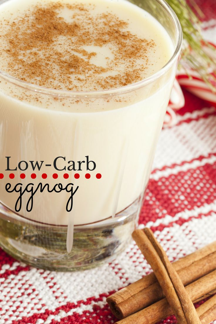 This sugar-free, low-carb eggnog is sure to wow your guests. You will wish you never have to buy eggnog at the store again.