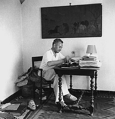 Jean Giono (1895–1970) was a French author who wrote works of fiction mostly set in the Provence region of France.