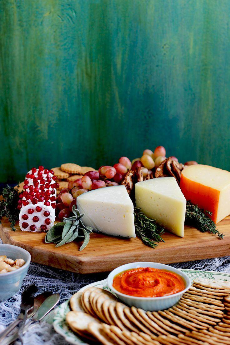 A Spanish Style Cheese Board - CaliZona