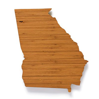 State Cutting Boards from aheirloom.com; $40
