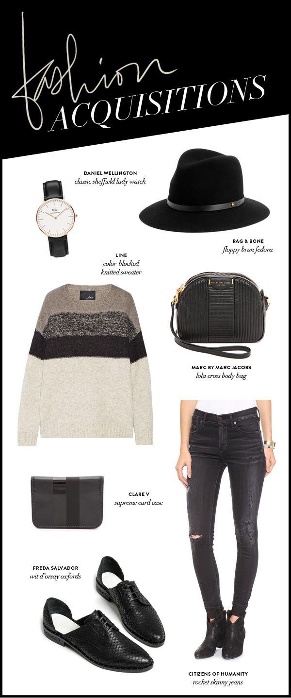 7 items I've added to my wardrobe recently