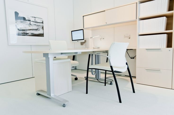 Livello Height Adjustable Tables By Teknion Private