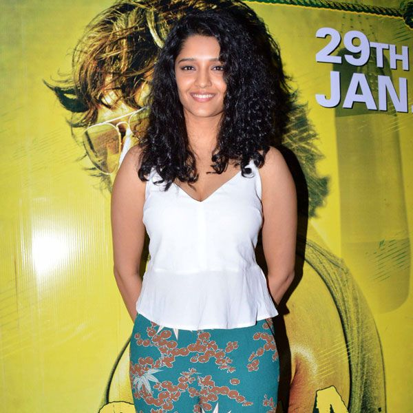 Ritika Singh at the screening of #SaalaKhadoos. #Bollywood #Fashion #Style #Beauty #Hot