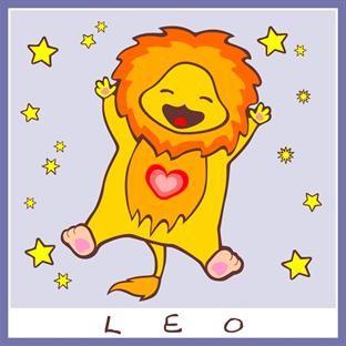 Lion (23 juillet au 22 août) :