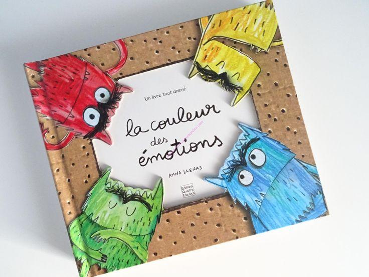 """Un cahier d'activités de plus de 20 pages sur """"la couleur des émotions"""" à télécharger gratuitement sur le blog: graphisme, numération, memory à imprimer.."""