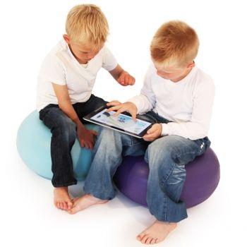 bObles Donut, blue | bObles | For Children | Furniture | Finnish Design Shop
