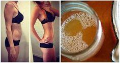 Buvez le mélange de ces deux ingrédients pour perdre jusqu'à 2.5 kilos en 7 jours !