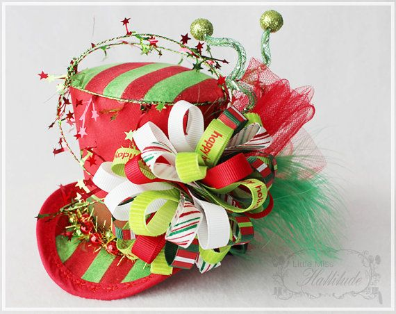 Hey, I found this really awesome Etsy listing at http://www.etsy.com/listing/160589890/holiday-hat-christmas-hat-holiday-party