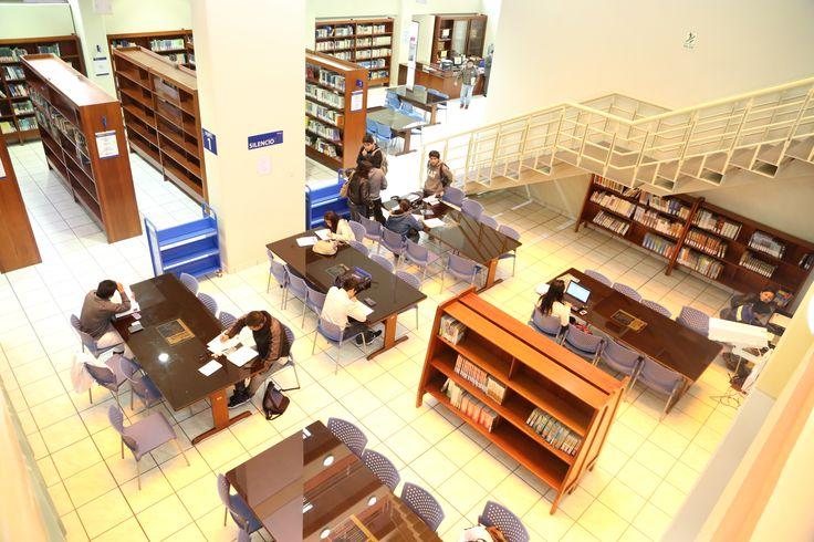 Sala de lectura - NIvel 1A