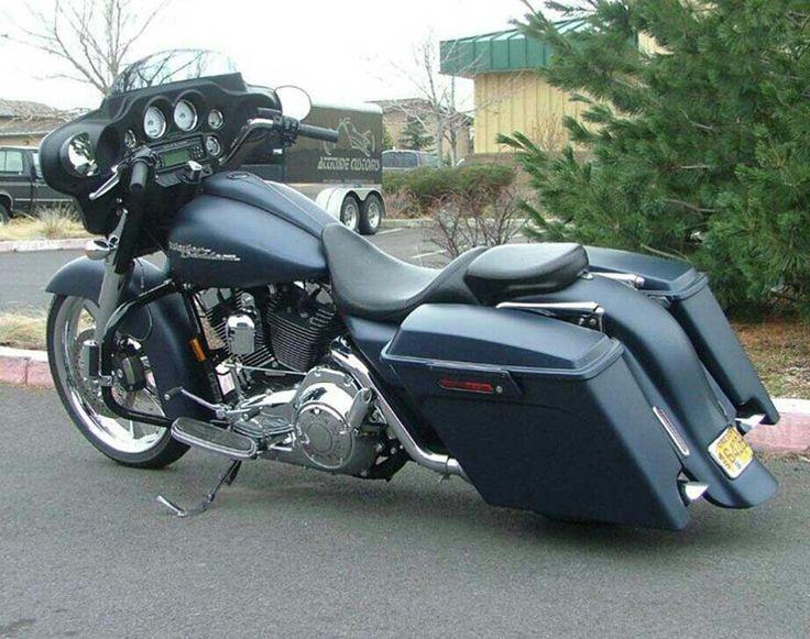 2013. Harley Davidson. Street. Glide. Bagger